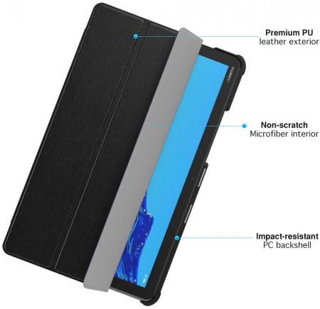 Husa Ultra Slim Huawei MediaPad M5 Lite 8.0 / T5 8 inch (2019)