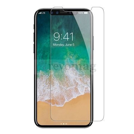 Folie Tempered Glass Apple iPhone X - Sticla Securizata