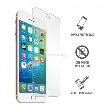 Folie Tempered Glass iPhone 8 / 7 Plus - Sticla Securizata