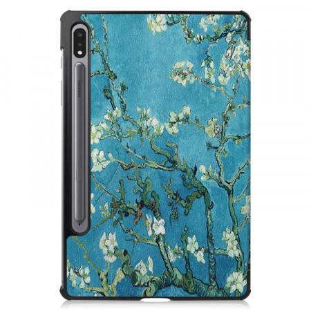 Husa Ultra Slim Samsung Galaxy Tab S7+ Plus 12.4 (2020) - Blossom