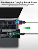 Adaptor USB Type C la USB 3.0 tip Breloc