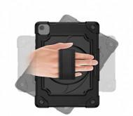 Husa Heavy Armor iPad Pro 11 2018-2020 cu Suport de Mana, Stand Rotativ