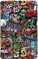 Husa Ultra Slim Huawei MatePad 11 inch (2021) - Graffiti