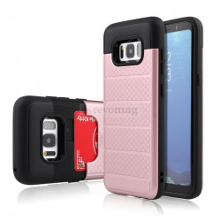 Husa TPU Samsung Galaxy S8 Plus Hard Tough PC Shell + Silicone
