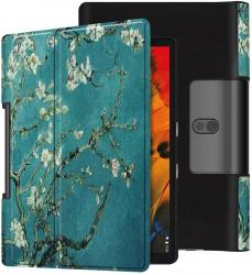 Husa Ultra Slim LENOVO Yoga Smart Tab, 10.1 inch YT-X705 - Blossom