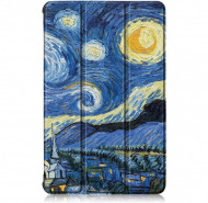 Husa Ultra Slim Samsung Tab S6 Lite 10.4 inch SM-P610 / P615 (2020) - Starry Night