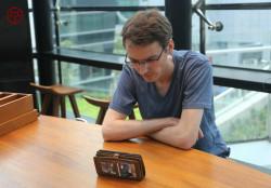 Husa Wallet Samsung Galaxy A70 / A70s - Tip Portofel cu Atasare Magnetica