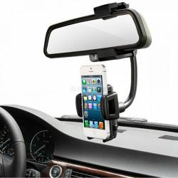 Suport Telefon Universal Auto cu fixare pe Oglinda Retrovizoare