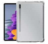 Husa Samsung Tab S7 Plus 12.4'' 2020 SM-T970 T975 Silicon TPU Transparenta