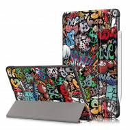 "Husa Ultra Slim Apple iPad Air 4 (2020), 10.9"" inch - Graffiti"