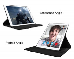 Husa cu Stand Rotativ Apple iPad Mini 5 2019 - Black