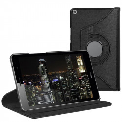 Husa cu stand rotativ Huawei MediaPad T3 8.0 inch - Black