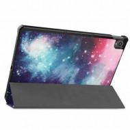 Husa Lenovo Tab P11 11 inch (TB-J606) (Galaxy Nebula) Ultra Slim Smart Cover