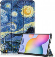 Husa Ultra Slim Samsung Galaxy Tab S7+ Plus 12.4 (2020) - Starry Night
