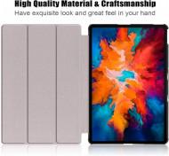 Husa Premium Book Cover Slim Lenovo Tab P11 11 inch (TB-J606) 2020 - Blossom