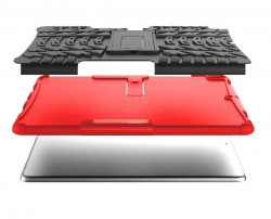 Husa Rugged Hybrid Armor iPad Air 10.5 (2019) Heavy Duty - Rosie