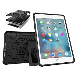 Husa Rugged Hybrid Armor iPad Mini 5 - 2019 Heavy Duty