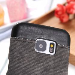 Husa Samsung Galaxy S8+, Denim Business Case, Romiky