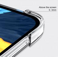 """Husa Samsung Tab S7 Plus 12.4'' SM-T975/T970 si S7 FE 12.4"""" 2021 (SM-T730/T736) Silicon TPU Transparenta"""