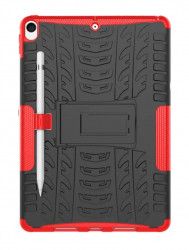 Husa Rugged Hybrid Armor iPad Air 10.5 (2019) Heavy Duty - Rosie
