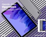 Husa Transparenta Premium pentru tableta Samsung