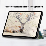 "Husa Ultra Slim Apple iPad Air 4 (2020), 10.9"" inch - Blossom"
