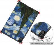 Husa Premium Book Cover Slim Lenovo Tab P11 11inch (2020) - Starry Night