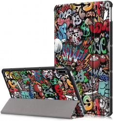 Husa Ultra Slim Huawei MatePad 10.4 inch 2020 - Graffiti