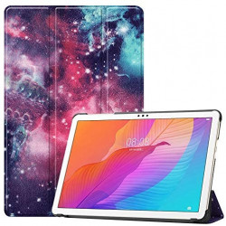 "Husa Ultra Slim Huawei MatePad T10s, 10.1"" / T10 9.7 inch (2020) - Galaxy"
