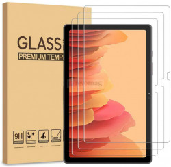 "Folie Samsung Galaxy Tab A7 10.4"" 2020 SM-T500 / T505 Tempered Glass - 3 buc"