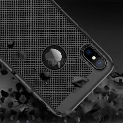 Husa iPhone X Perforata pentru Disipare Caldura