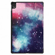 Husa Lenovo Tab P11 Pro 11.5 inch (TB-J706) (Galaxy Nebula) Ultra Slim Smart Cover