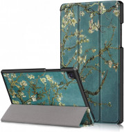 Husa Premium Book Cover Slim Samsung Galaxy Tab A7 Lite 8.7-Inch 2021 - Blossom