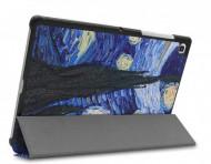 Husa Premium Book Cover Slim Samsung Tab A7 Lite 8.7 inch Model SM-T220 / T225 (2021) - Starry Night