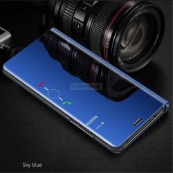 Husa Flip Mirror pentru iPhone X / XS 5.8 inch
