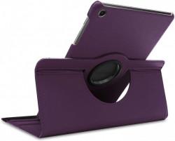 "Husa Samsung Galaxy Tab A7 (2020), 10.4"" cu Stand Rotativ - Mov"