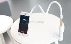 Suport Birou cu Brat Flexibil Universal pt. Tablete / SmartPhone de 4-10.1 inch