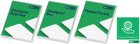 NiceLabel Designer Powerforms Pro 2018