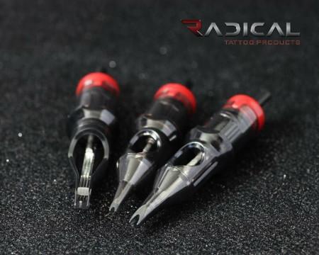 Cartucce Radical 0803RL Round Liner 0,25mm