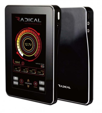 Alimentatore Radical Digitale (Pedale wireless incluso)