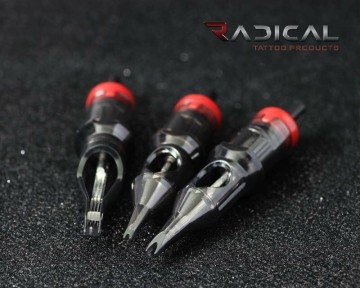 CARTUCCE RADICAL 3509RS Round shader