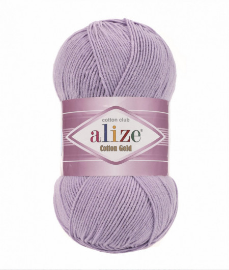 Cotton Gold 166 Lilac