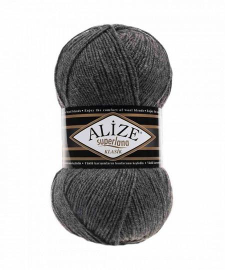 Superlana Klasik 182 Medium Grey Melange