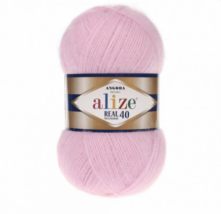 Angora Real 40 - Pink 185
