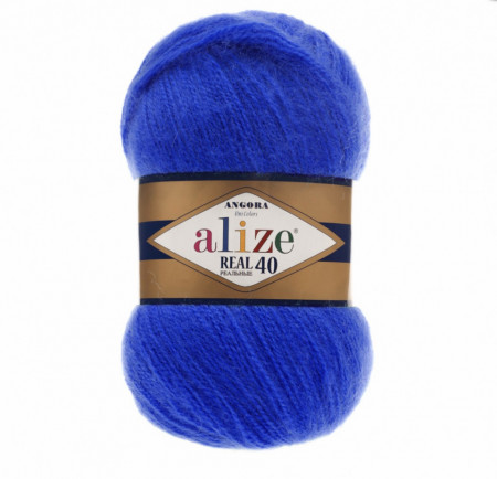 Angora Real 40 - Royal Blue 141