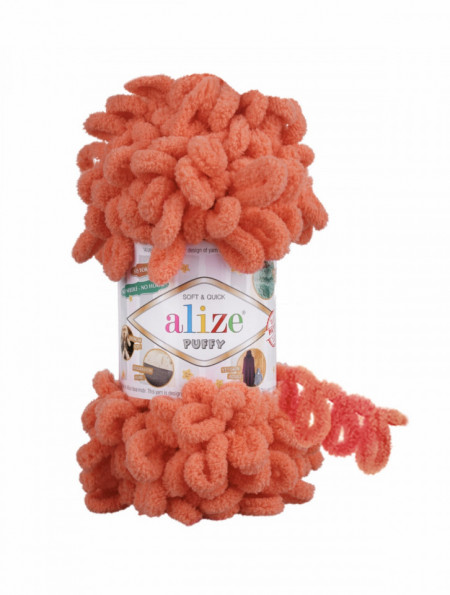 Alize Puffy Coral