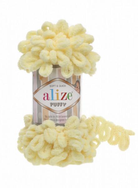 Alize Puffy Light Yellow