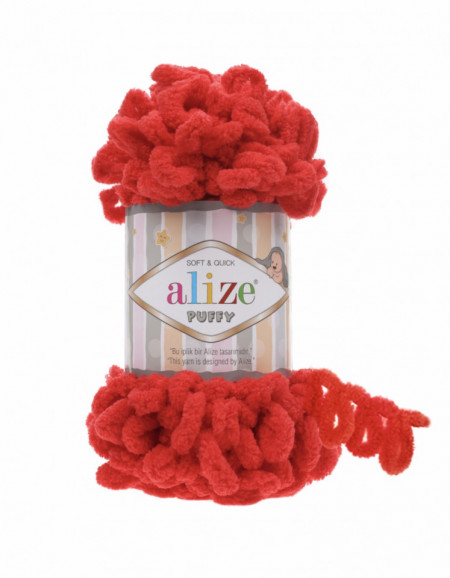 Alize Puffy Red