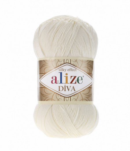 Diva 62 Light Cream