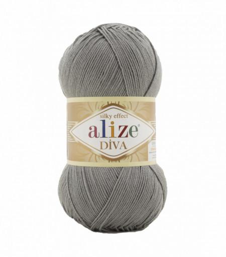 Diva 87 Coal Grey